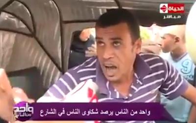 مواطن انا خريج توكتوك مع برنامج بوضوح عمرو الليثى امس 12 اكتوبر 2016