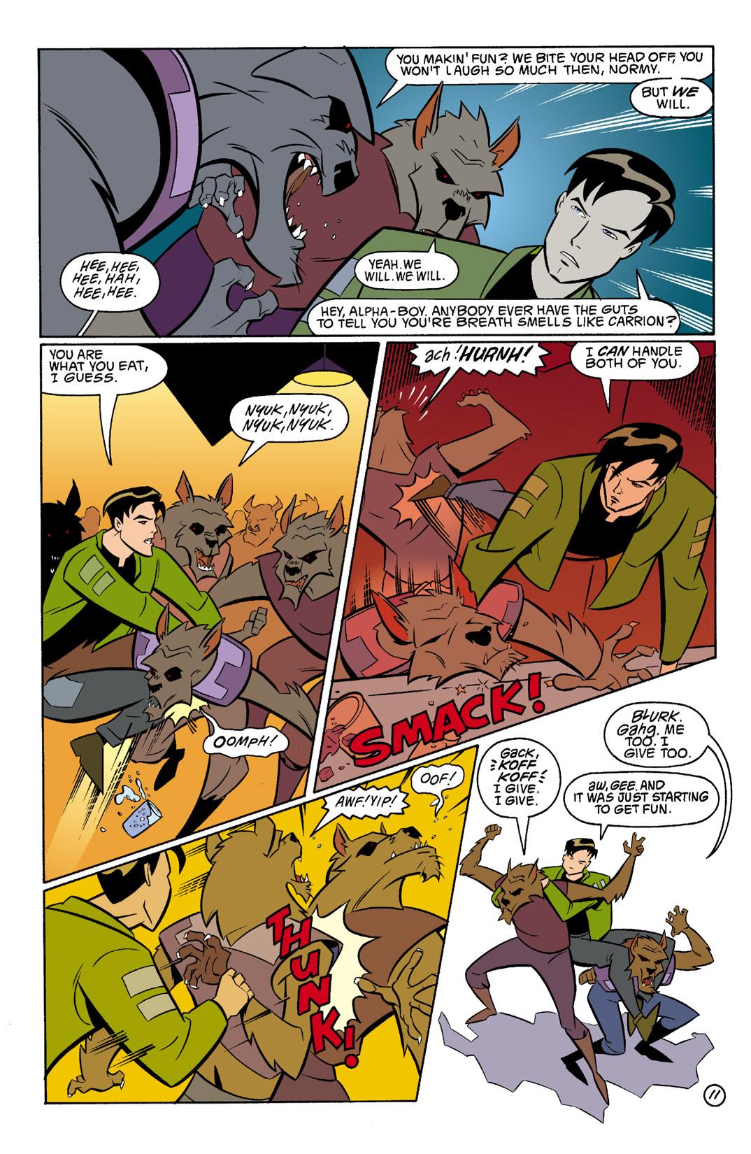 Batman Beyond [II] Issue #3 #3 - English 12