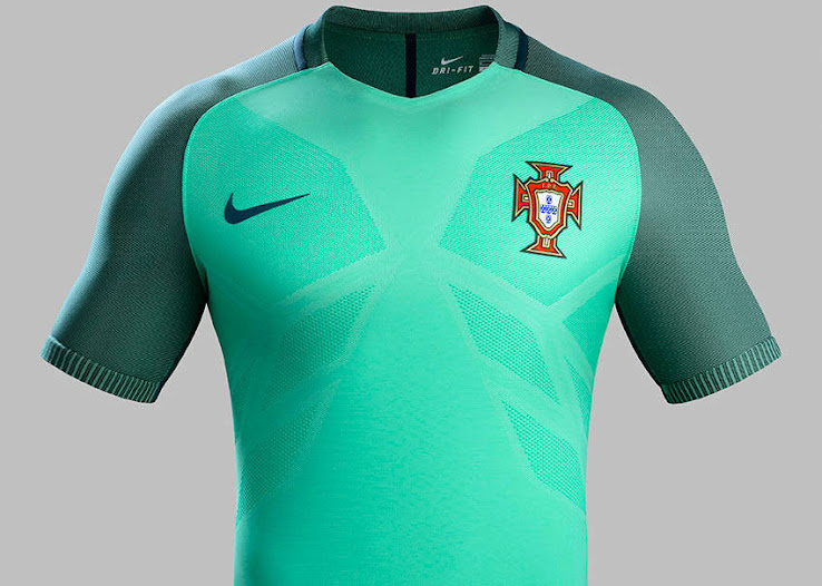 Portugal Euro 2016 Away Kit Released - Footy Headlines 57c822a7d4e14
