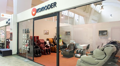 Showroom Komoder Bucuresti