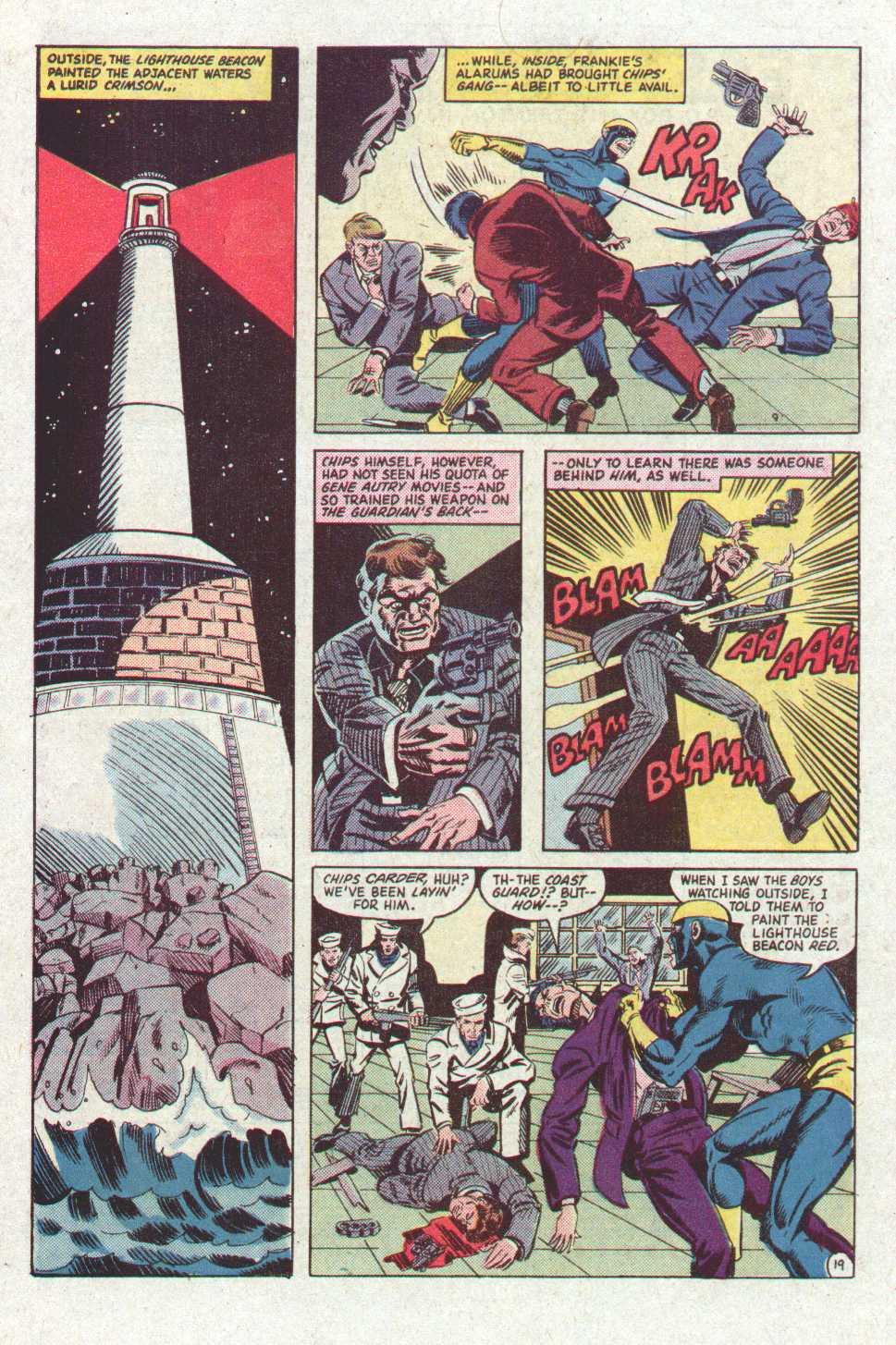Read online Secret Origins (1986) comic -  Issue #19 - 40