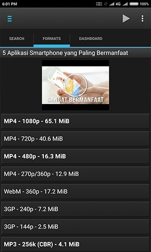 Cara Cepat Download Video Youtube di Android 3