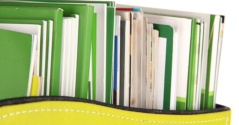 6 Quick Ways to Get Rid of Paper Clutter