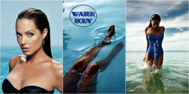 sea water body
