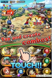 One Piece: Treasure Cruise Mod Apk v5.1.2 High Attack