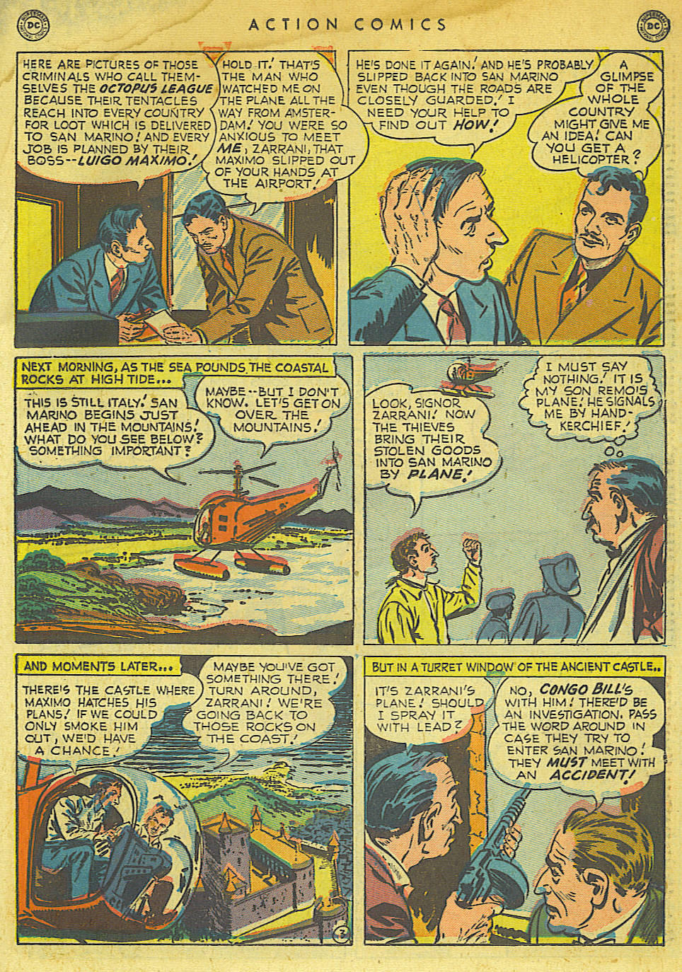 Action Comics (1938) 154 Page 28