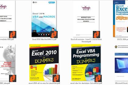 Macro Excel Tutorial Pdf