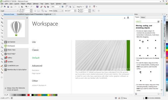 Coreldraw Graphics Suite X7 32 Bit 64 Bit For Windows Full