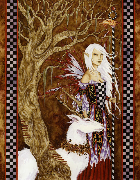Amy Brown Fairy Art