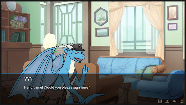 Drachen Mystery Visual Novel