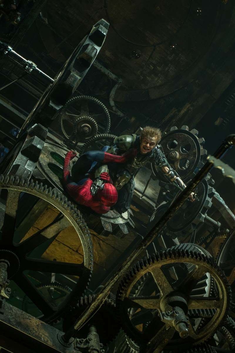 Amazing Spider-Man 2 la película de vídeo-6220