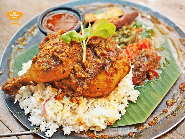 Naughty Nuri's Balinese Ayam Bertutu