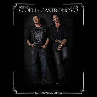 "Το video των Gioeli / Castronovo για το ""Who I Am"" από το album ""Set The World On Fire"""