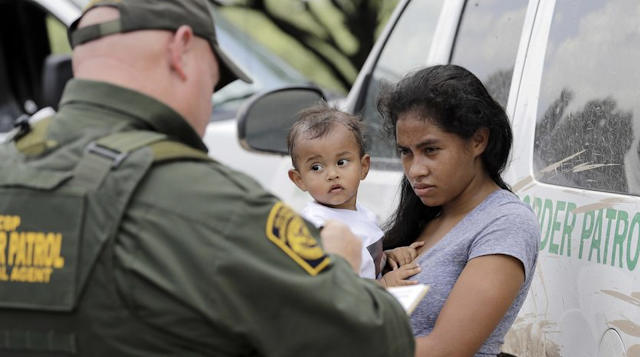 Illegal immigrant families shattered record in October