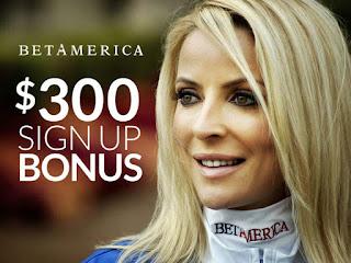 Betamerica Signup Bonus