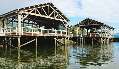 coos bay oregon boardwalk