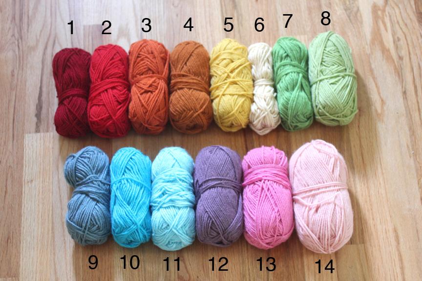 Rainbow Ripple Crochet Blanket - Repeat Crafter Me