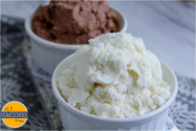 EASY snow ice cream recipe that works with any type of snow