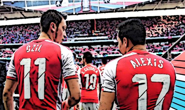 Kehilangan Oezil Dan Sanchez, Arsenal Akan Rekrut Dua Pemain MU