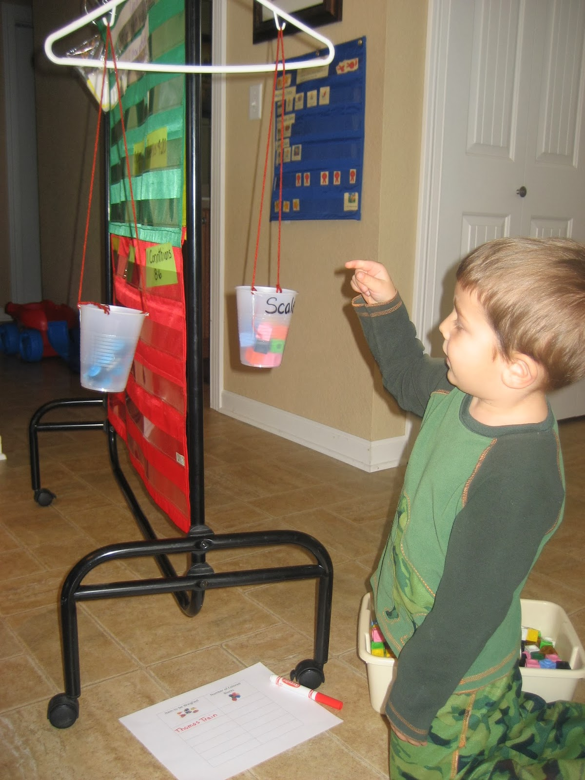 Living Our Homeschool Life A Balancing Act Of Faith