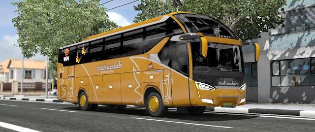 Mod bus ets2 sr2 xhd prime shantika