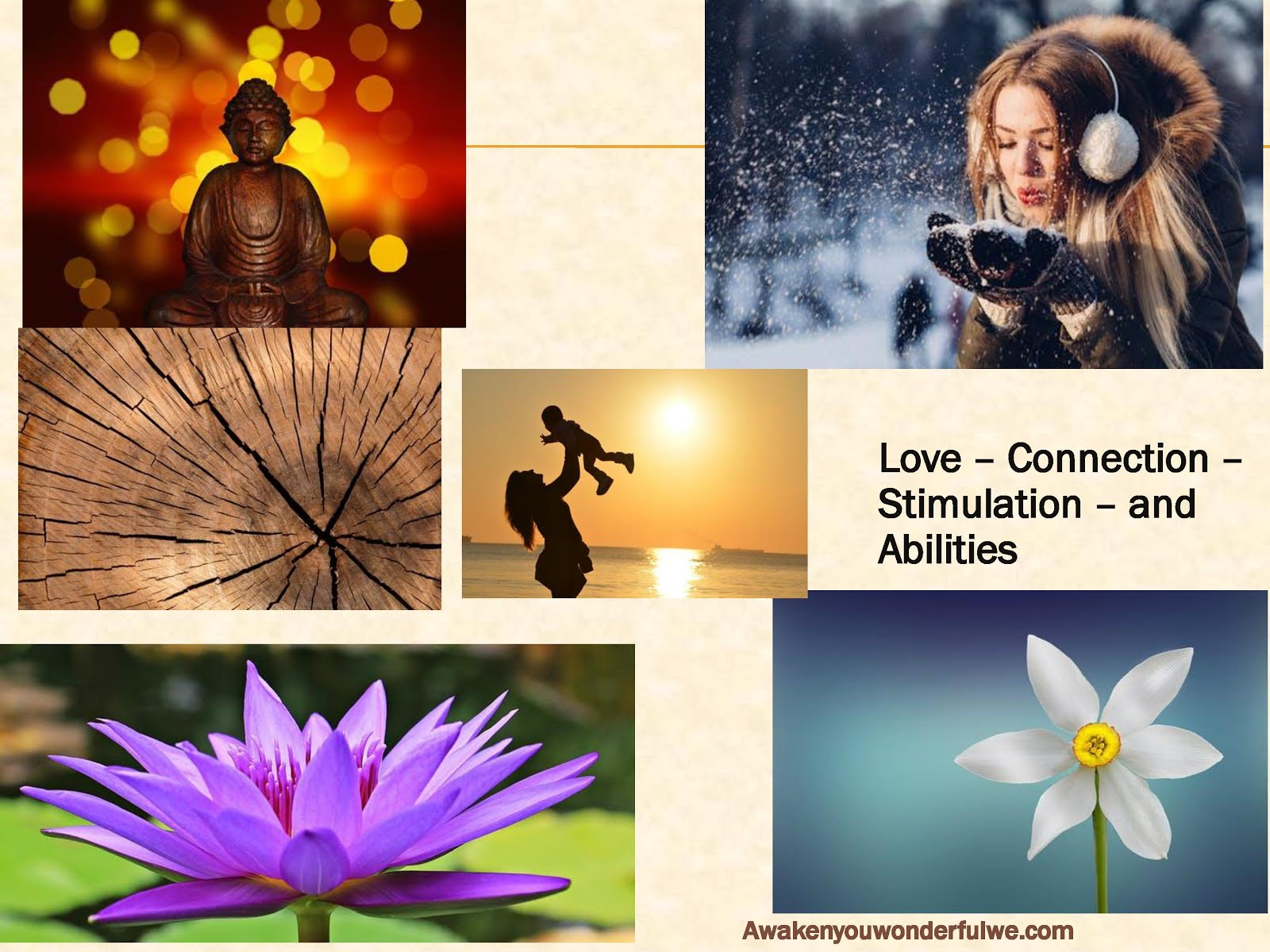 Love - Connection - Abilities and suitable challenging 3