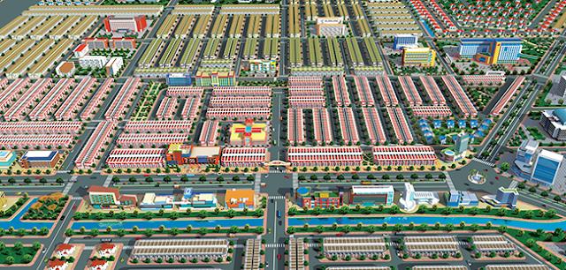 Tổng quan dự án Golden Center City