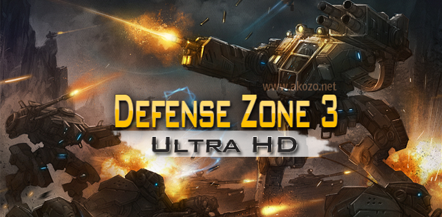 Defense Zone 3 Ultra HD Mod Apk Offline Terbaru (Unlimited Money)