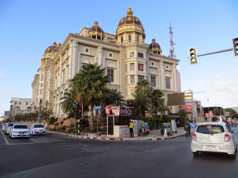 Красивое здание Таиланд