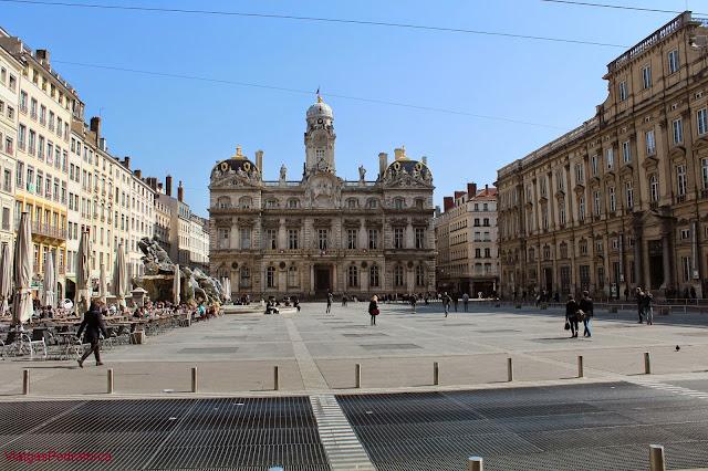 Place des Terreaux, Presqu'ile, Lyon, Lió, Rhône, Rhône-Alpes, França, France