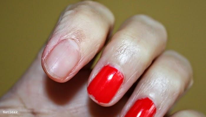 Flash manicure de  l'Oréal