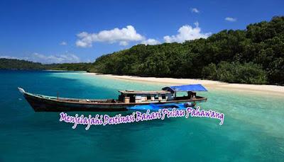 Menjelajahi Destinasi Bahari Pulau Pahawang