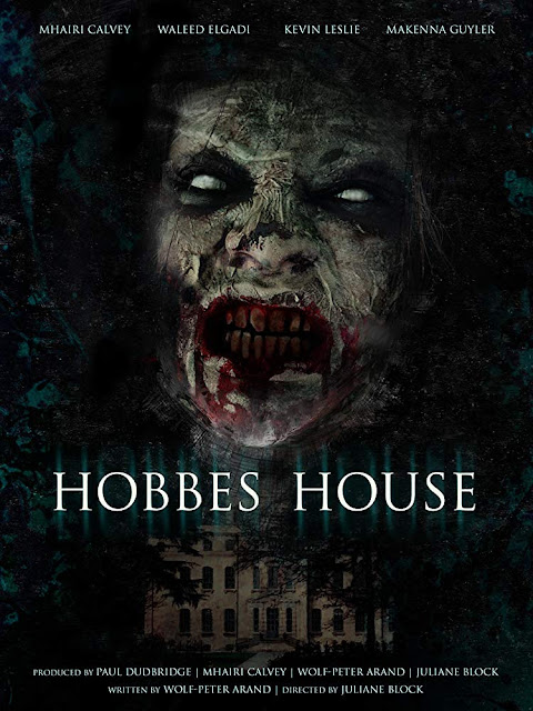 Hobbes House: poster