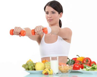 Kenali, Enam Aturan Makan Setelah Berolahraga 1