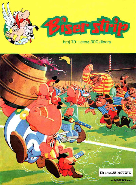 Asterix medju Britancima - Asteriks