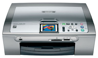 I straightaway written report on the previously used too used printer Brother DCP-750CW Driver Download