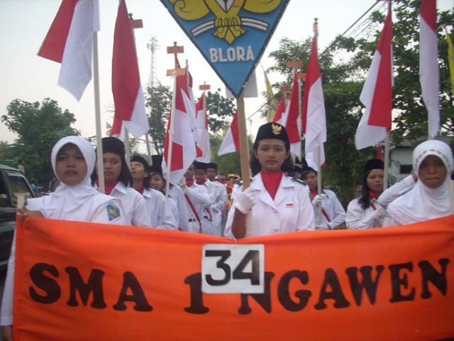 SMA 1 Ngawen
