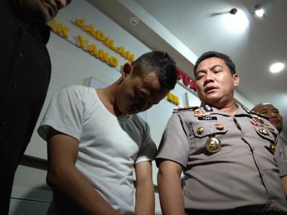 Bikin Warga Duren Sawit Panik, Setelah Sebar Hoax Gereja Santa Anna Jakarta Dibom,  Ditanya Polisi Jawaban Pria Ini Bikin Emosi....