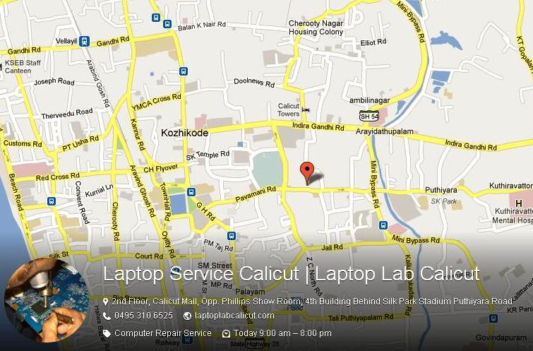 Laptop Service Center In Calicut Laptop Service Kozhikode
