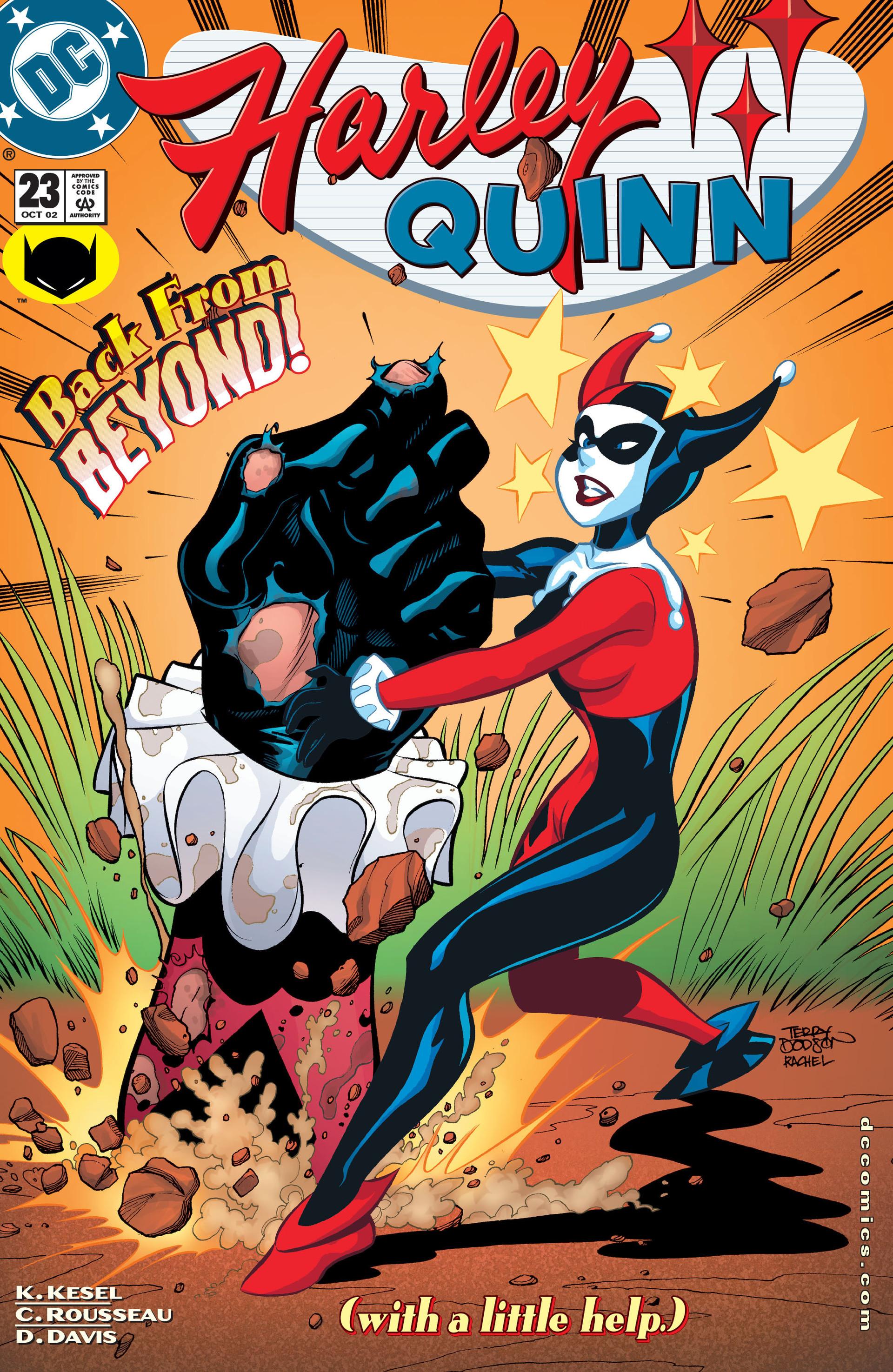 Harley Quinn (2000) Issue #23 #23 - English 1