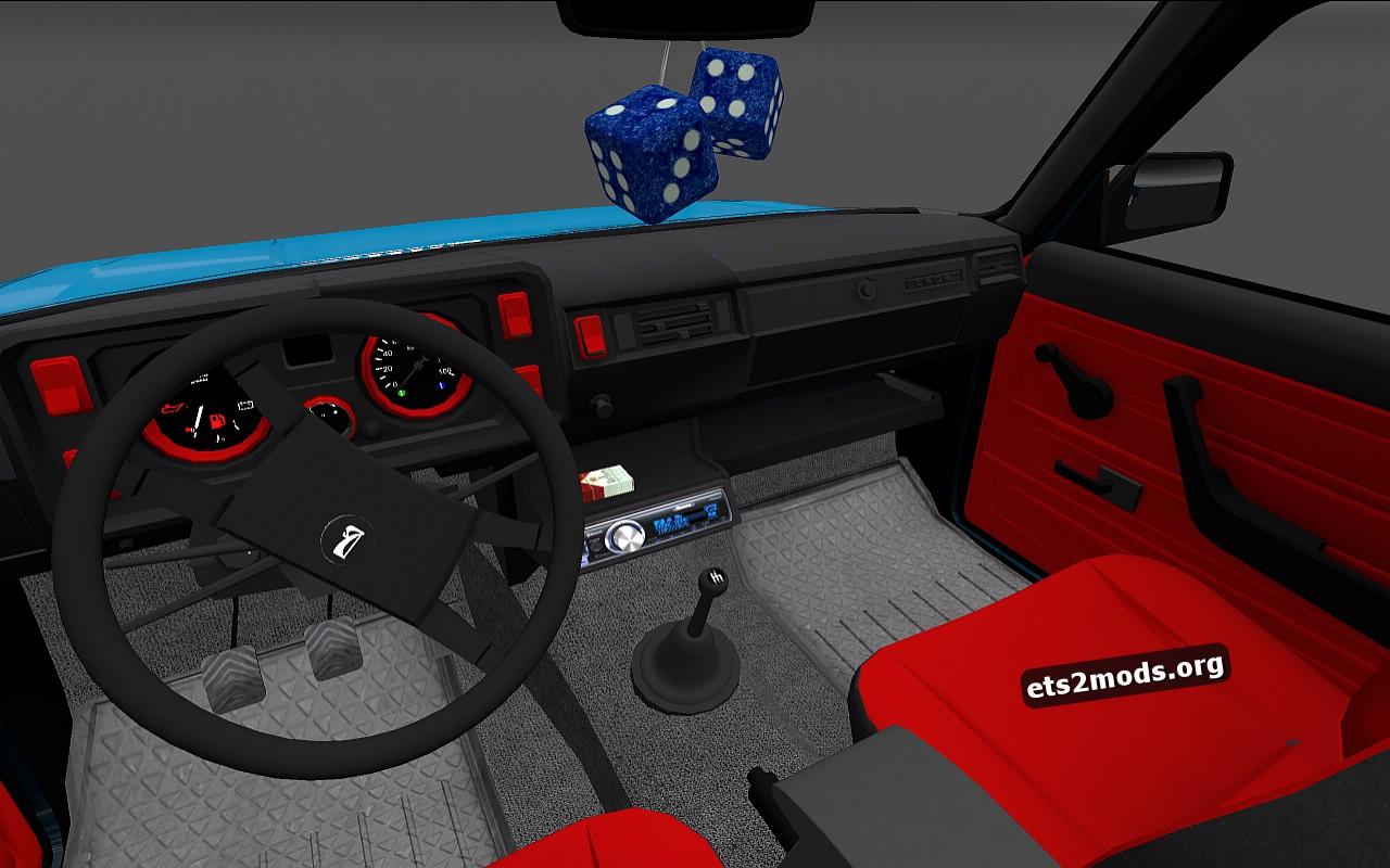 Car VAZ 2105