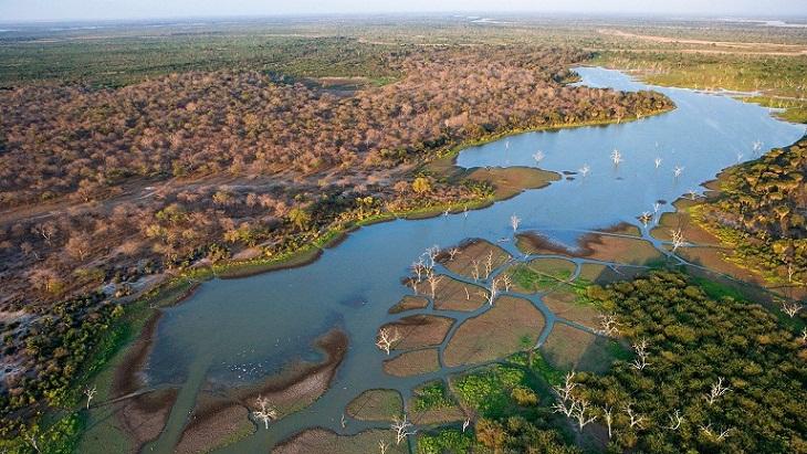 Mengenal Okavango, Delta Sungai Terbesar di Dunia