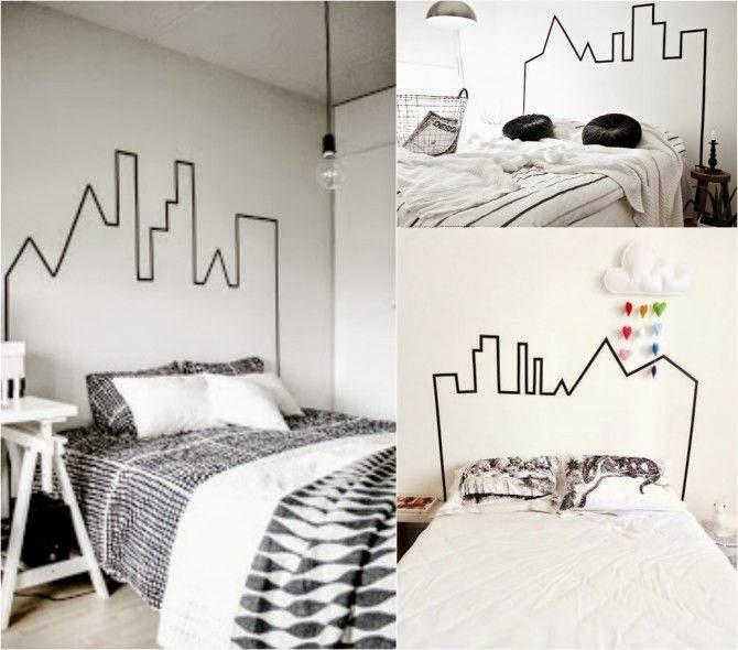 Idea tu espacio ideas para decorar con cinta washi tape - Como decorar con washi tape ...