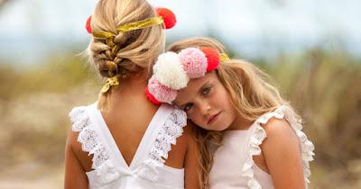 Moda en ropa para niños y niñas 2018: Colección Pioppa primavera verano 2018.