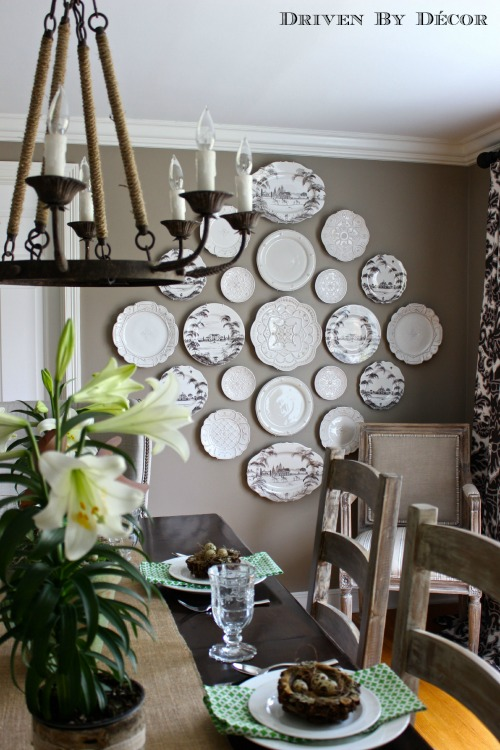 Displays And Collections On Pinterest White Dishes