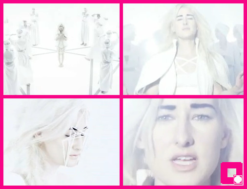 "De White a White: Clipes novos de Zola Jesus e Jack White, ""Seekir"" e ""Freedom at 21""!"