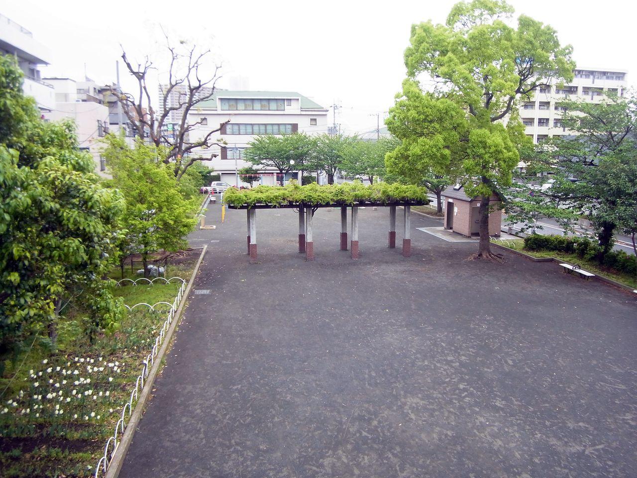 霜下公園(横浜市西区)