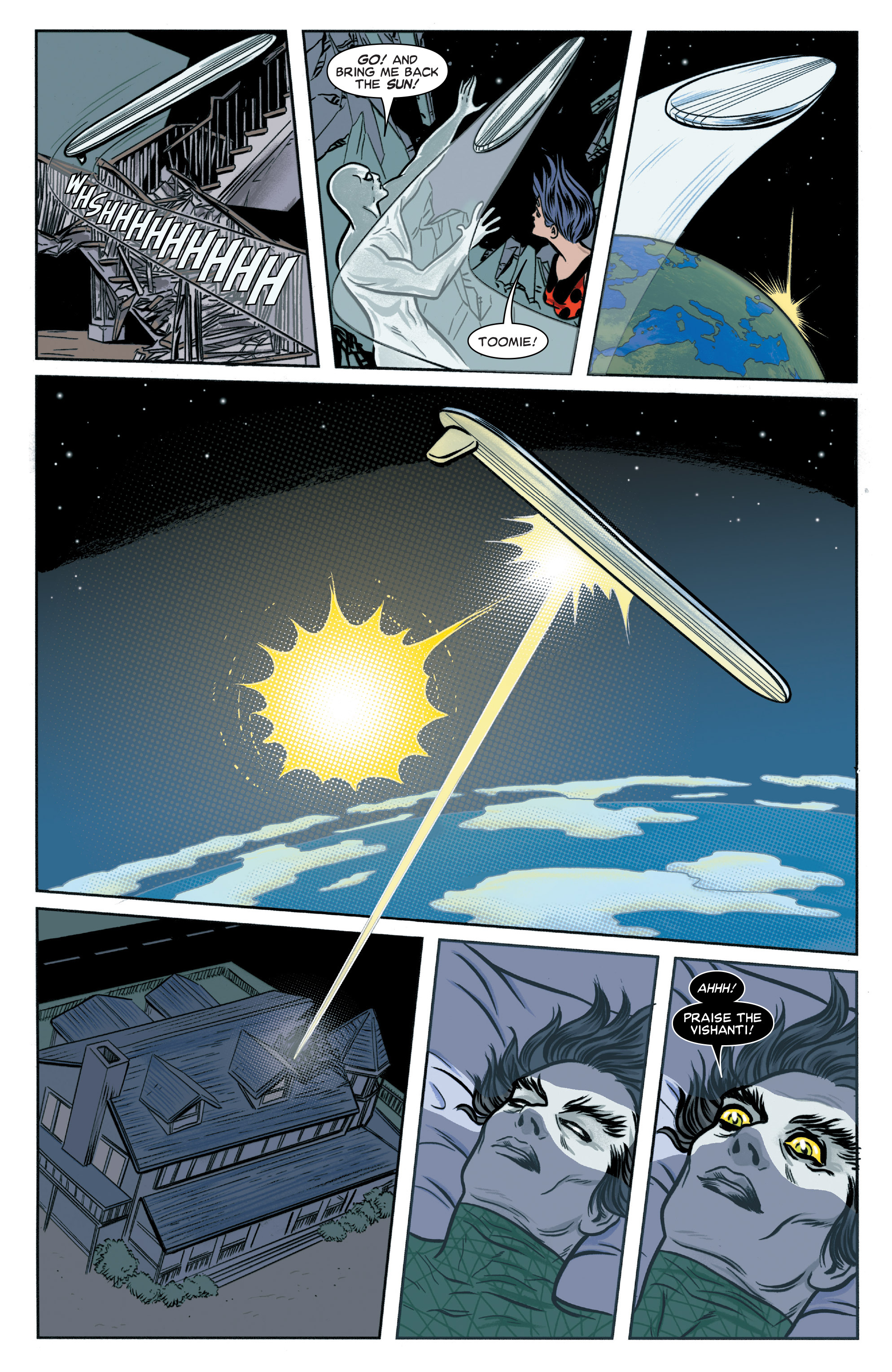 Read online Silver Surfer (2014) comic -  Issue #5 - 16