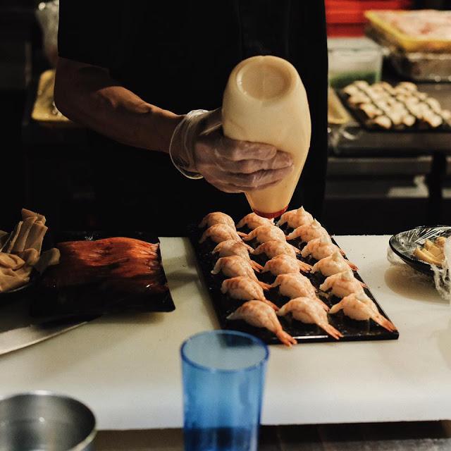 Kiseki Japanese Buffet