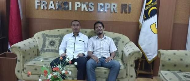 Hina Buya Syafii Maarif, Asyhadu Amrin Pasukan Cyber Army PKS Ini Dibekuk Polisi